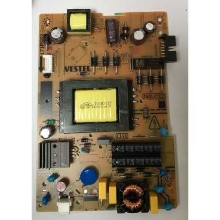 POWER BOARD 17IPS62R4_39DLB_400MA_80V