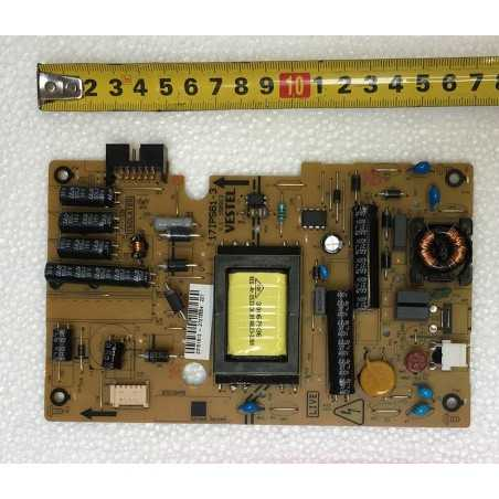 "POWER BOARD 17IPS61-3- 22""CHML21_WO/5V_6P_OD"