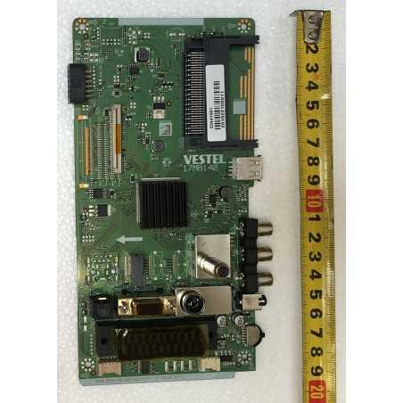 MAIN BOARD 17MB140- 1K123211H222115151&2