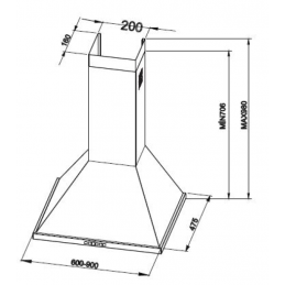 Napa Quadro CH-C6055