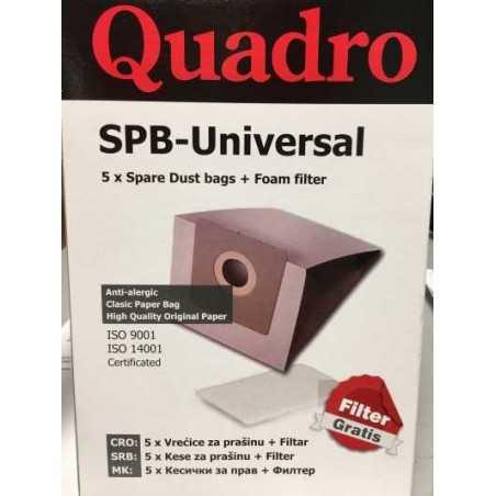 SPB-UNIVERSAL BLACK