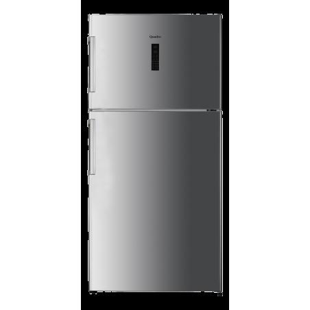 Hladnjak Quadro DFR-551A+ Linox