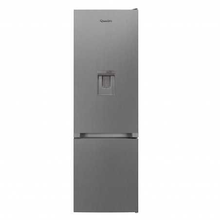 Hladnjak Quadro DFR-3355WA+ Linox