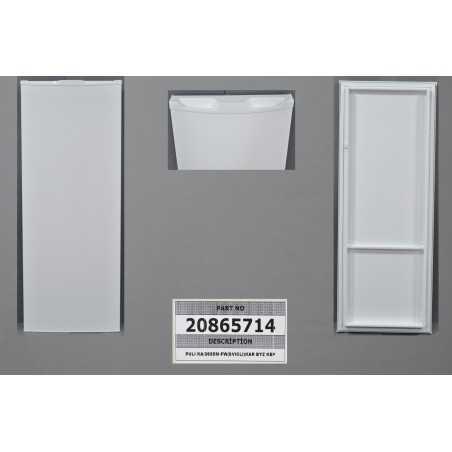 DOOR ASSY/265DM-FW(WITH SWITCH)S.W. CAP