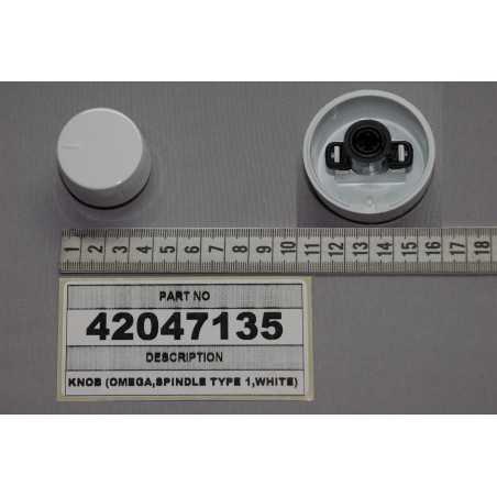 GUMB BIJELI PLIN (SSC-5004- 4G,6031/5031-15/04)